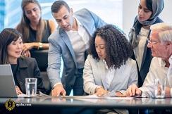 استفاده از قابلیت های مثبت روان شناختی و نقاط قوت منابع انسانی برای بهبود راندمان کارکنان سازمان، تعریفی جامع برای رفتار سازمانی مثبت گرا است.
